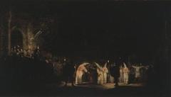 Procession of Flagellants