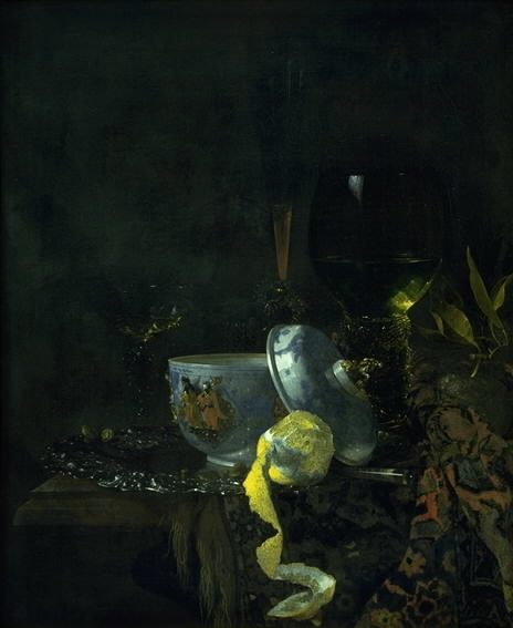 Pronk Still Life with a Chinese Sugar Bowl