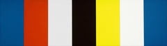 Red Yellow Blue White and Black II