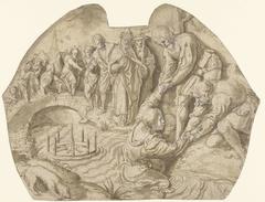 Redding van de heilige Donatianus