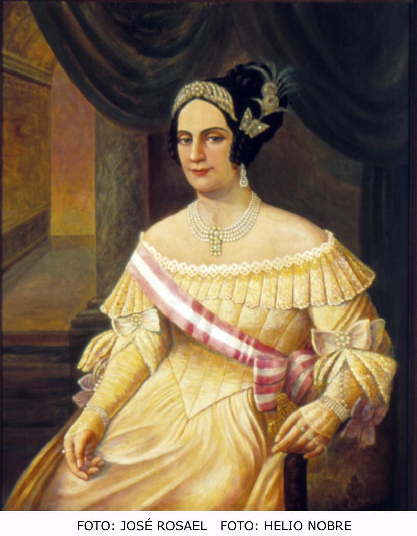 Retrato de Domitila de Castro Canto e Melo (Marquesa de Santos)
