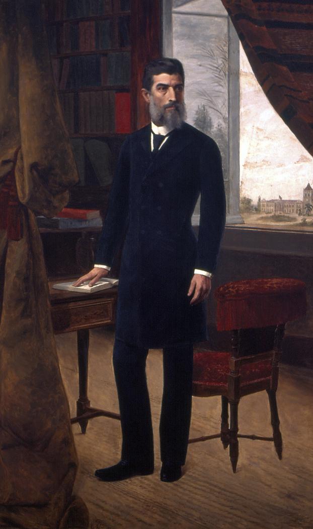 Retrato do Dr. Prudente José de Mores Barros