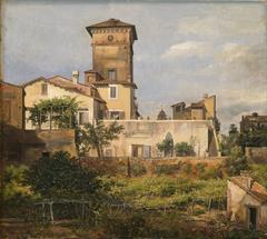 Scene from the Villa Malta