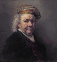 Self-portrait 1669