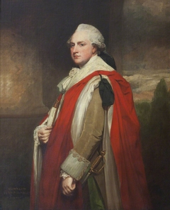Sir Brownlow Cust, 1st Baron Brownlow FSA, FRS, MP (1744 – 1807)