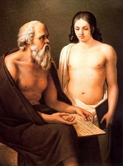 Socrate enseignant