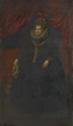 Sophia Hedwig of Brunswick-Wolfenbuttel (1592-1642), Princess of Nassau-Dretz