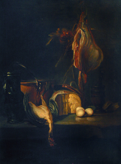 Still Life with a Ray