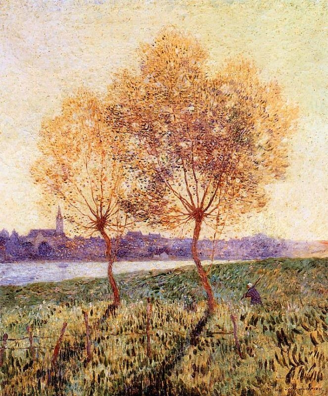 The Banks of the Loire, Basse-Indre