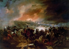 The Battle of Smolensk, 17th August 1812