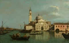 The Church of San Giorgio Maggiore, Venice