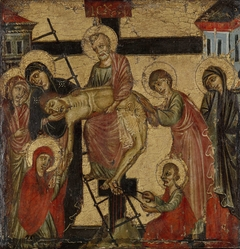 The Deposition and the Entombment