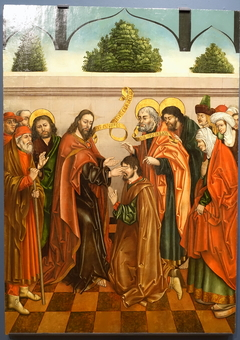 The Healing of the Blind Bartimaeus