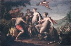 The Judgement of Paris (1588)