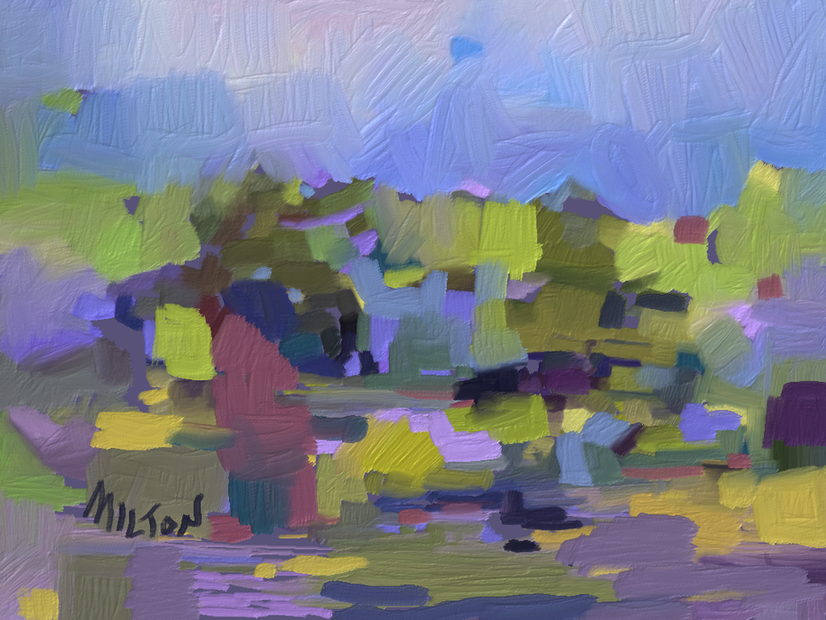 The Quilted Marsh