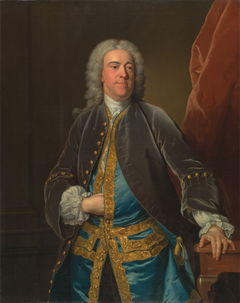 The Rt. Honorable Stephen Poyntz, of Midgeham, Berkshire
