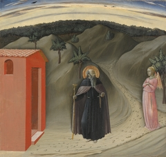 The Temptation of Saint Anthony Abbot