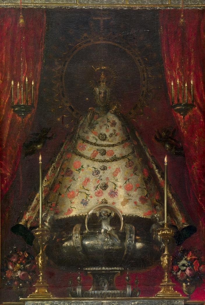 The Virgin of Atocha