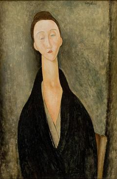 Retrato de madame Hanka Zborowska