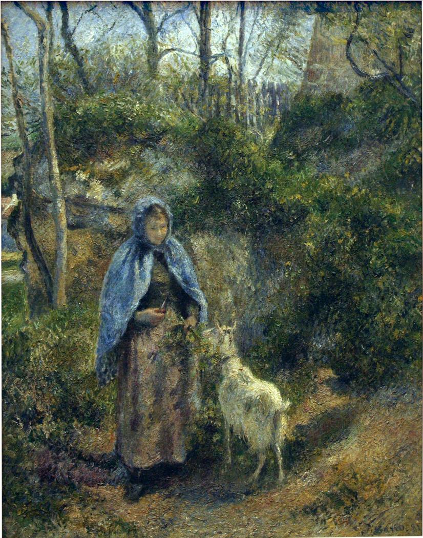 The Goat Girl