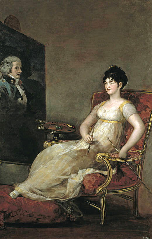 Portrait of the Duchess of Medina Sidonia