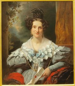 Portrait of Hendrina Eclasina Geertruida Vinju-Heije (1803-1858)