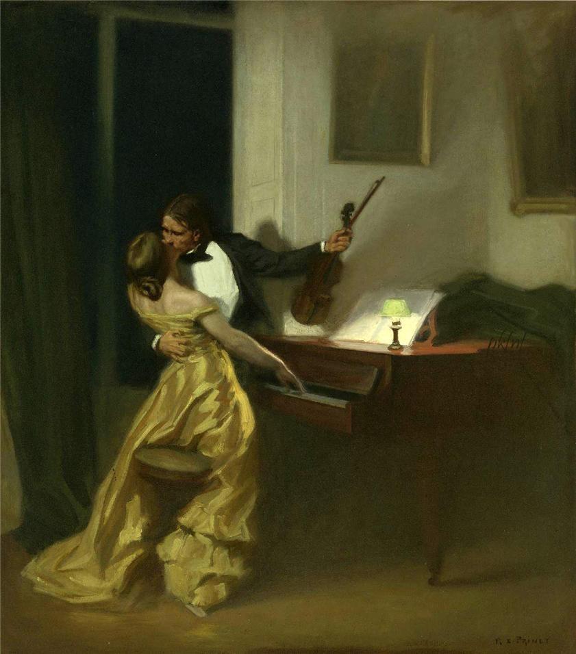 La sonate à Kreuzer