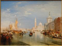 Venice - The Dogana and San Giorgio Maggiore