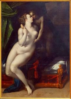 Vénus et l'amour