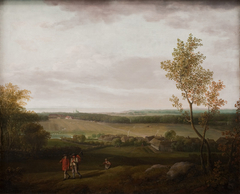 View of the Country near Jægerspris