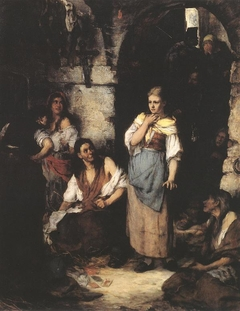 Women in the Prison