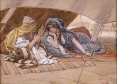 Abram's Counsel to Sarai