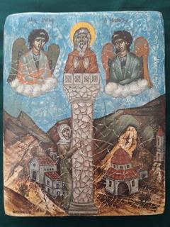 Aghios Alypios/Άγιος Αλύπιος ο Κιωνίτης