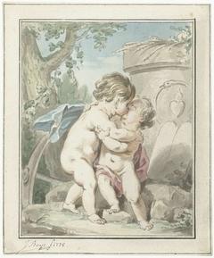 Allegorie op de Liefde