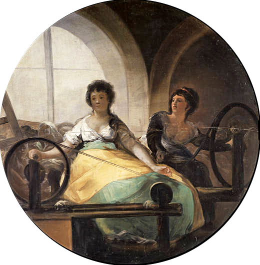 Allegory of Industry