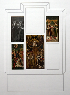 Altarpiece of Mare de Déu de la Misericordia by Bartolomé Bermejo