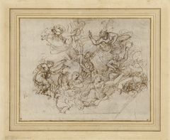An Allegory of the Virtues of Federico II Gonzaga