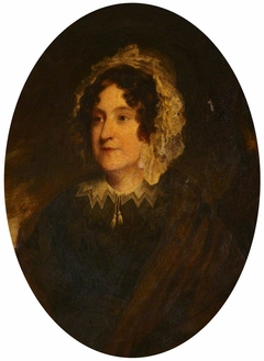 An Unknown Woman (possibly Lady Henrietta Cole, Countess de Grey (1784-1848) or Lady Florence Cole, Lady Balfour (1778/9-1862)