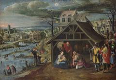 Anbetung der Hl. Drei Könige (Jänner)