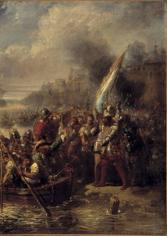 Anno 1572. De inneming van Den Briel