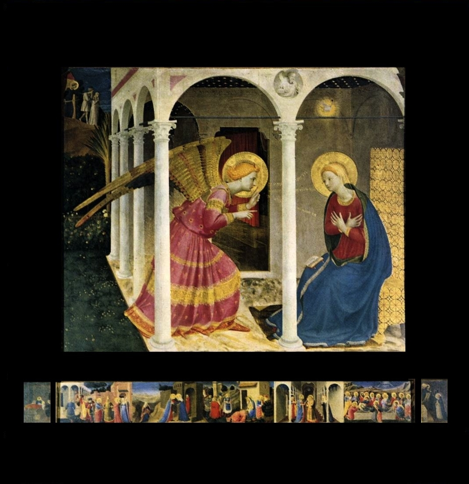 Annunciation of Cortona