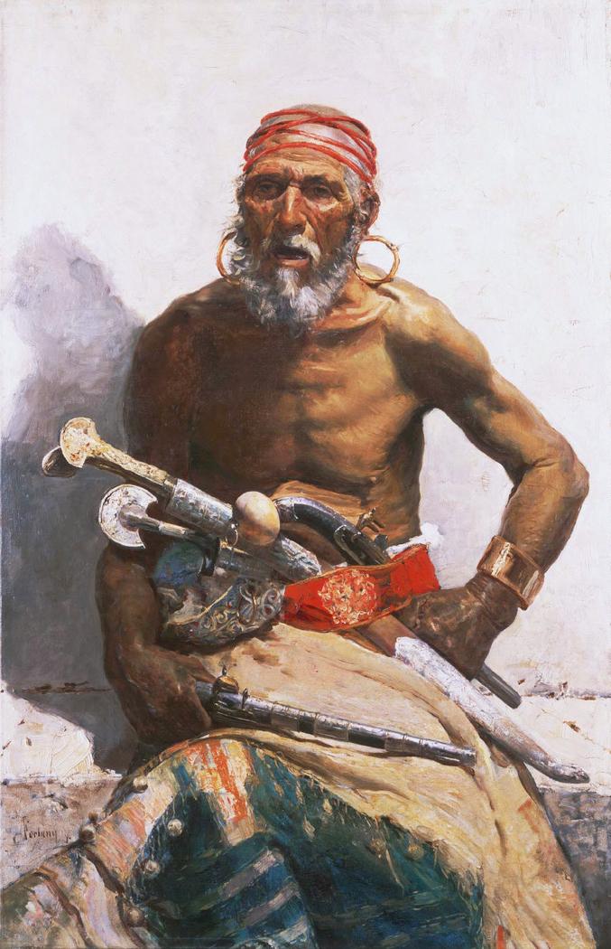 Arab Chief