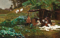 As lavadeiras
