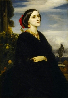 Augusta Frances East, Lady Hoare (d.1903)