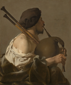 Bagpipe Player