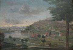 Bergen Seen from Møllendal