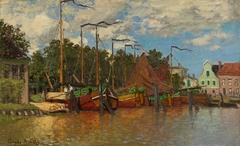 Boats at Zaandam