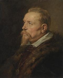 Brustbild eines Mannes der Familie Van den Wijngaert (?)