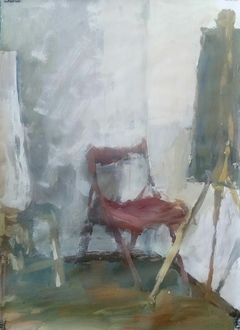 chair of artist