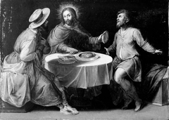 Christ and the Disciples in Emmaus